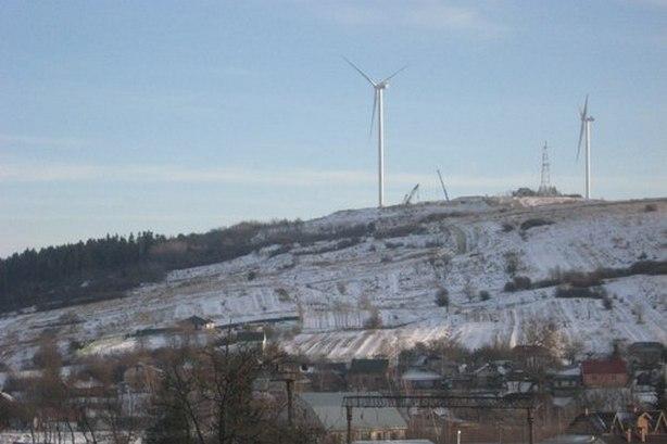 ЄБРР виділив черговий кредит на розвиток вітрової енергетики у Львівській області