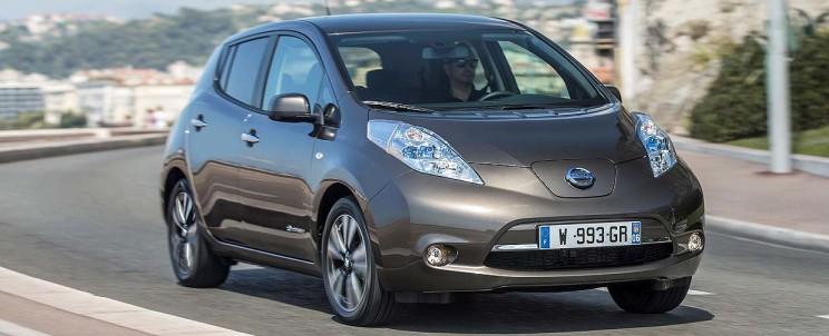 Офіційно: Nissan Leaf 2016 проїжджатиме на одній зарядці до 250 км