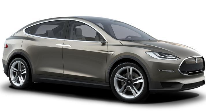 Tesla Model X: 10 фактів про електричний кросовер