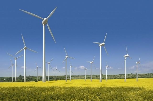 Будівництво найбільшої в Європі вітрової електростанції планується в Україні