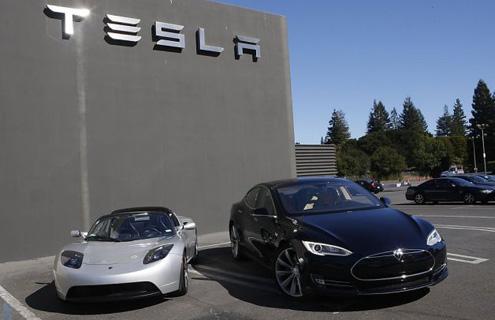 Tesla вироблятиме електромобілі в Німеччині