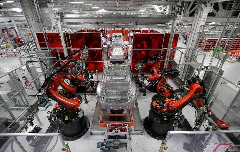 Ілон Маск анонсував будівництво Gigafactory 2 в Європі