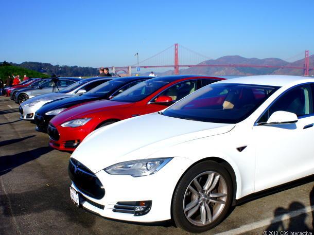 Ще більше NCA батарейок для Тесла модель 3