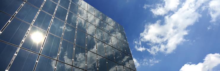 Оголошено прийом заявок на будівництво сонячних електростанцій в зоні ЧАЕС
