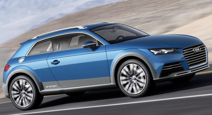 LG і Samsung збільшать запас ходу електрокросовера Audi