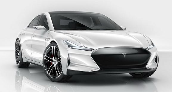 Youxia X - китайський конкурент Tesla Model 3