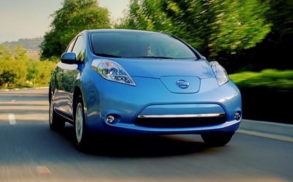 Електромобіль Nissan Leaf стане кросовером