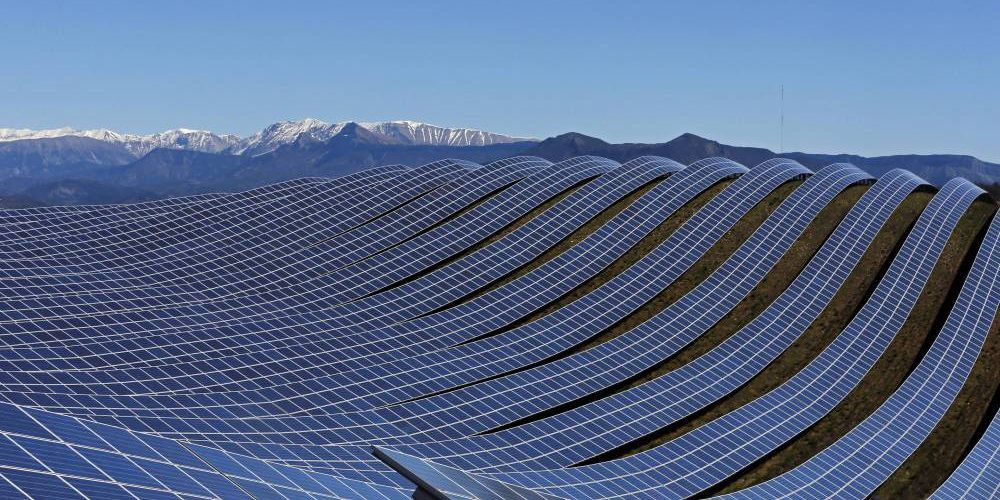 Починається будівництво найбільшої в світі сонячної електростанції