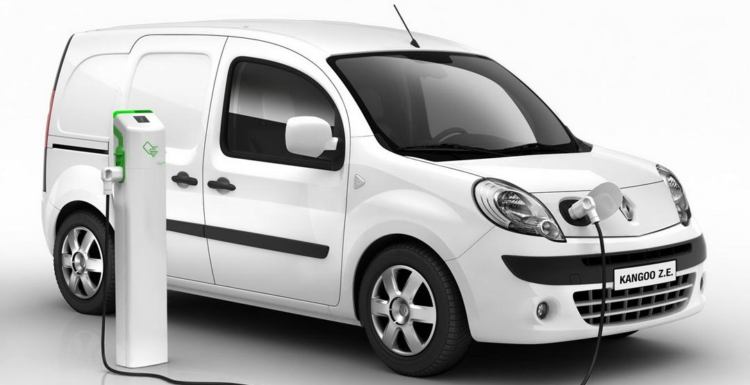 Компанія Рено почне продавати електромобілі в Україні офіційно