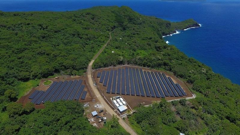 Tesla і SolarCity забезпечили сонячною енергією цілий острів