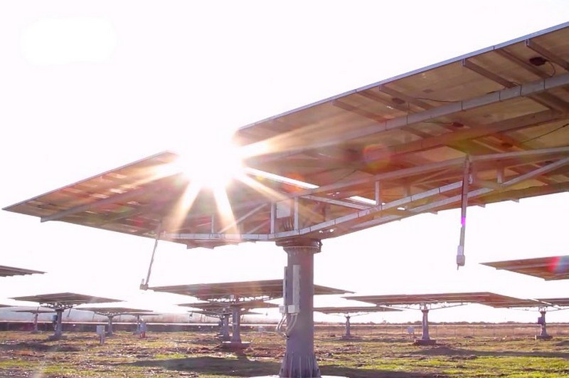 В Україні запущена трекерна сонячна електростанція потужністю 2,5 МВт
