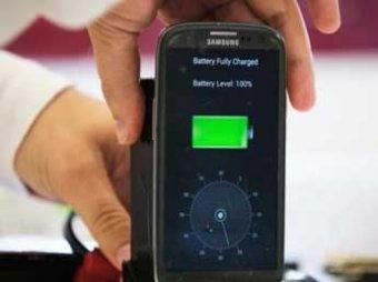 30 секунд - час заряджання біоорганічного акумулятора