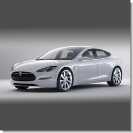 Електричний спорткар Tesla Model S отримав 500 замовлень за 1 тиждень
