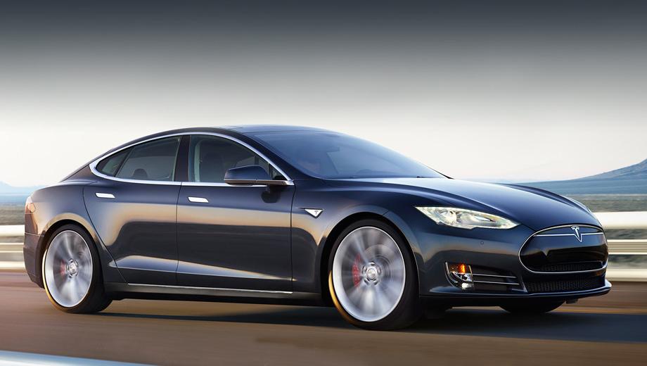 Tesla Model S побила світовий рекорд (ВІДЕО)