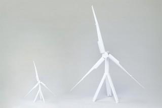 Портативний вітряк Trinity: майбутнє автономного енергозабезпечення