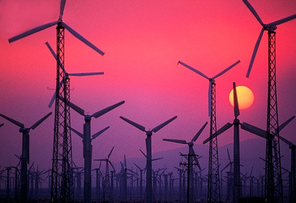 Почалось будівництво вітроелектростанції в ПАР