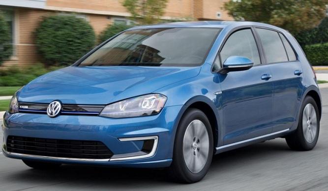 Volkswagen e-Golf SE - доступний електромобіль