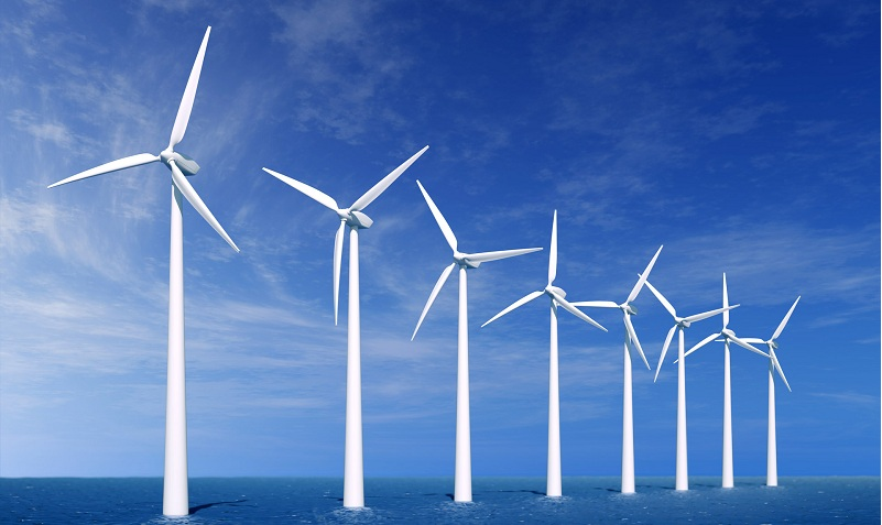 Вітрова енергетика - третє місце в Євросоюзі