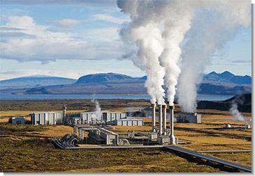 В Африці запускають потужний проект виробництва геотермальної енергії