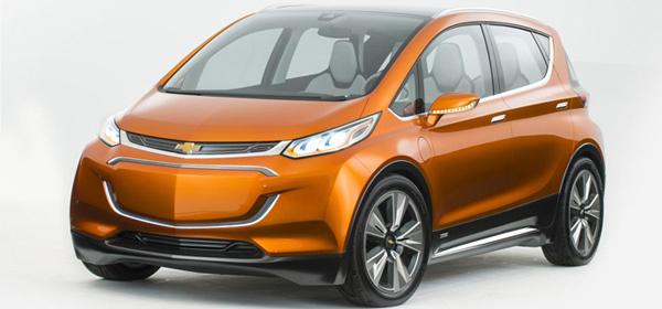 Chevrolet Bolt – дешевий конкурент електромобілів Tesla
