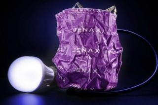 Компанія Jenax презентувала світу гнучку акумуляторну батарею